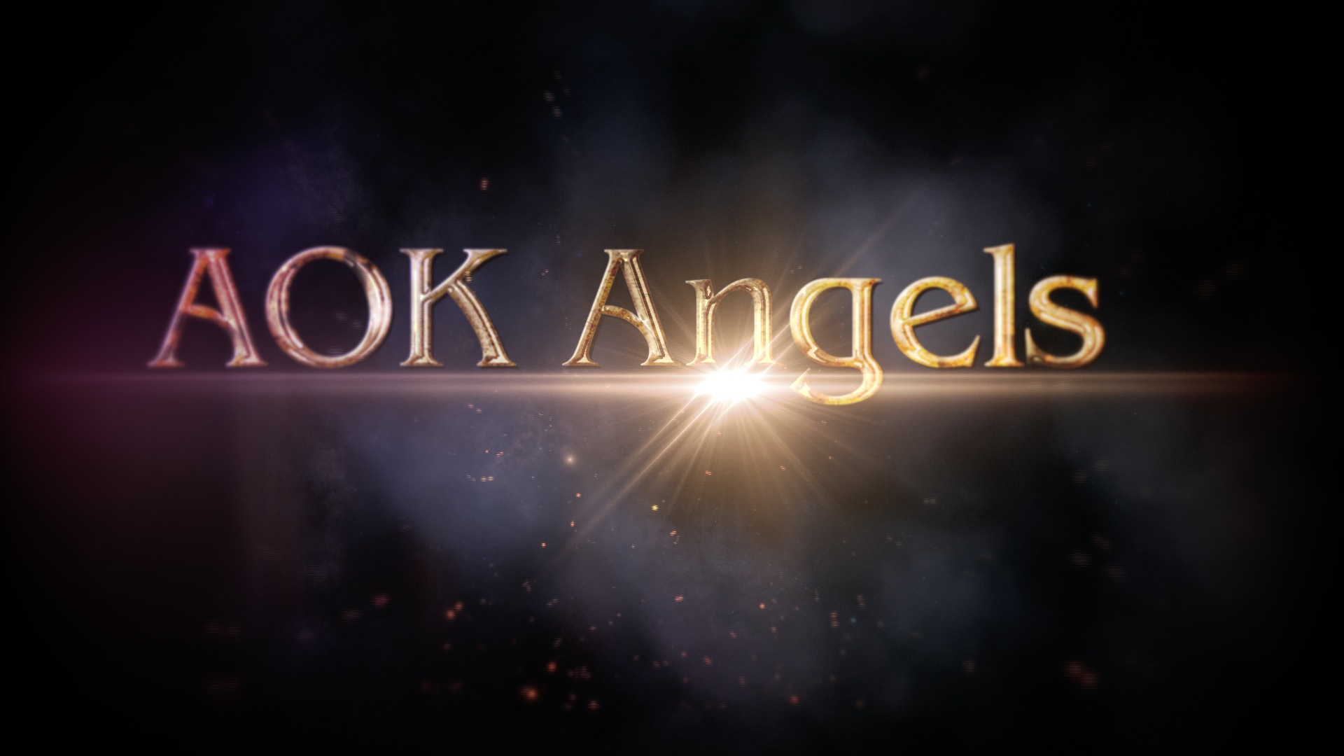 AOK Angels Black Screen